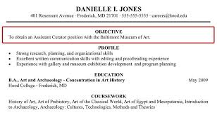 Good Resume Objective Samples Good Example Of Resume Objective Instant Resume Template