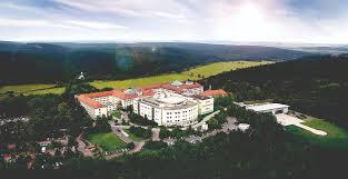 Krankenhaus Bad Frankenhausen Krankenhausspiegel Thüringen Zentralklinik Bad Berka