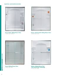 Sterling 5900 Shower Door Sterling Catalog