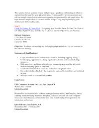 Small Business Owner Resume Sample by Sample Resume Clerical Resume Cv Cover Letter Entry Level
