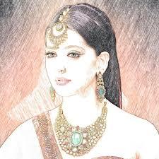 anushka pencil sketch అన ష క anushka actress