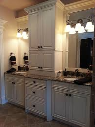 awesome pictures of white bathroom vanities images design