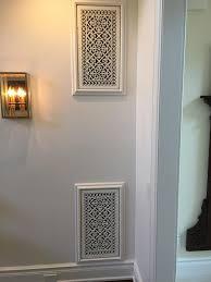 Interior Door Vent Grill Decorative Grilles Beaux Arts Classic Products