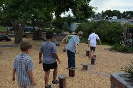 giant tortoise playground for kids reptile gardens