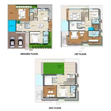 Home Gym Floor Plan Vishal Sanjivini By Vishal Project Limited 4 Bhk Villas In Orr