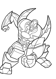 metanoid redakai anime coloring pages for kids printable free