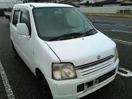 mitsubishi fiore hatchback roots japan stock