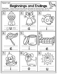 vowel worksheets buscar con google a b c and vowels