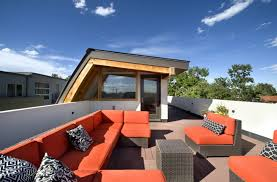 home design denver rooftop living space idea at shield house design in denver