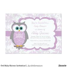 vintage owl baby shower invitations owl baby shower invitations baby shower world