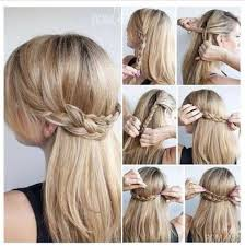 cool step by step hairstyles pictures on cool easy hairstyles step by step cute hairstyles