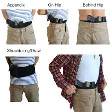 belly band concealed carry ultimate belly band holster time in india