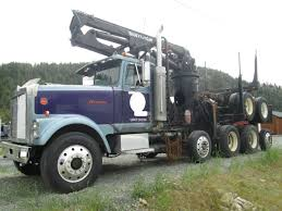 logging trucks available for sale in reasonable prices