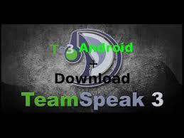 teamspeak 3 apk teamspeak 3 android free ts3 apk za darmo