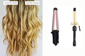 different ways to curl your hair with a wand the fashion hub