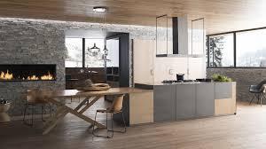 cuisine avec ilot table cuisine avec piano central cuisine en image