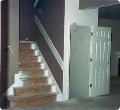 Stairs To Basement Ideas - 24 best refinishing stairs images on pinterest stairs