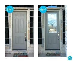 Window Inserts For Exterior Doors Window Inserts For Door X Door Glass Kits Are Designed To Fit A