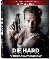 die hard 5 movie collection blu ray disc 2017 5 disc set ebay