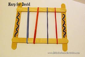 toddler sunday crafts for life of david part 1 bible