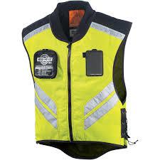 yellow motorcycle jacket icon military spec mesh vest jafrum