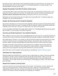 Academic Resume Builder Cool Academic Achievements In Resume 21 For Easy Resume Builder