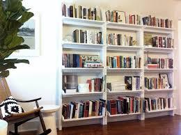 Custom Bookcase Wall Units Glamorous Built In Bookcase Cost Built In Bookcase