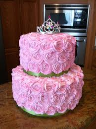 princess cakes princess cake with roses
