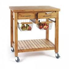 modele de table de cuisine en bois desserte de cuisine bois grand modèle roma dm creation maison