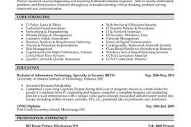 Information Technology Resume Samples by Sample Information Technology Resume Entry Level Health