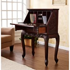 narrow secretary desk standing hack types of roofs for houses
