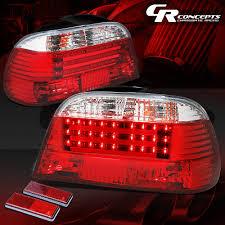 e38 euro tail lights bmw 95 01 e38 7 series 740i 740il 750il tail lights rear brake ls