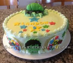 the incredible edible hulk cake