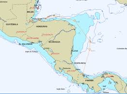 Map Of Roatan Honduras S V Soggy Paws Our Cruising History