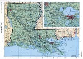 Louisiana Highway Map by Louisiana Mapfree Maps Of Us