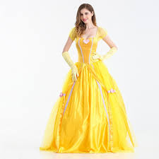 Belle Halloween Costume Adults Compare Prices Belle Women Costume Shopping Buy