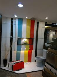 modern kids bathroom design with nice colorful wall tiles u2013 howiezine