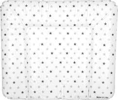 graue sterne max u0026 lilly wickelauflage sterne wickelaufsatz jetzt online