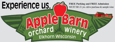 Wisconsin Wineries Map by Applebarn Visit The Best