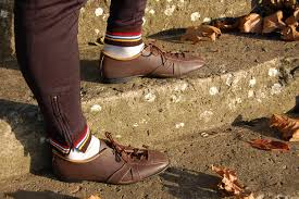 leather bike shoes brown leather arturo shoes