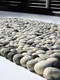 Wool Felt Rugs 8 Best Stone Rugs Images On Pinterest Carpets Funky Rugs And