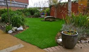 synthetic grass backyards kid friendly artificial turf express