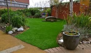 Synthetic Grass Backyard Synthetic Grass Backyards Kid Friendly Artificial Turf Express