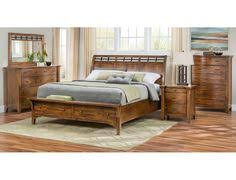 slumberland broyhill vibe collection 4pc cherry qn bedroom pkg