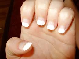 here u0027s to handy andy easy diy french manicure pedicure