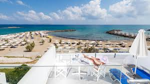 knossos beach bungalows and suites 5 star hotel in greece crete