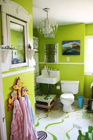 409 best bohemian bathrooms images on pinterest bohemian elizabeth s colorful and adventurous house house tour bathroom wall colorscolorful