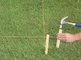 Pointing A Patio by How To Lay Slabs For A Garden Patio