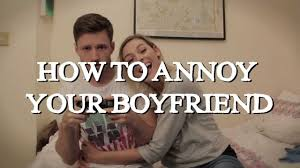 Annoyed Girl Meme - how to annoy your boyfriend youtube