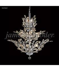 Moder Chandelier James R Moder 94457 Florale 27 Inch Wide 13 Light Chandelier